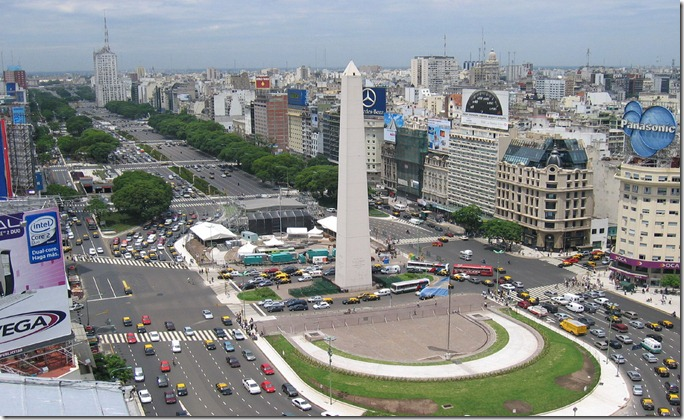 ARG obelisco