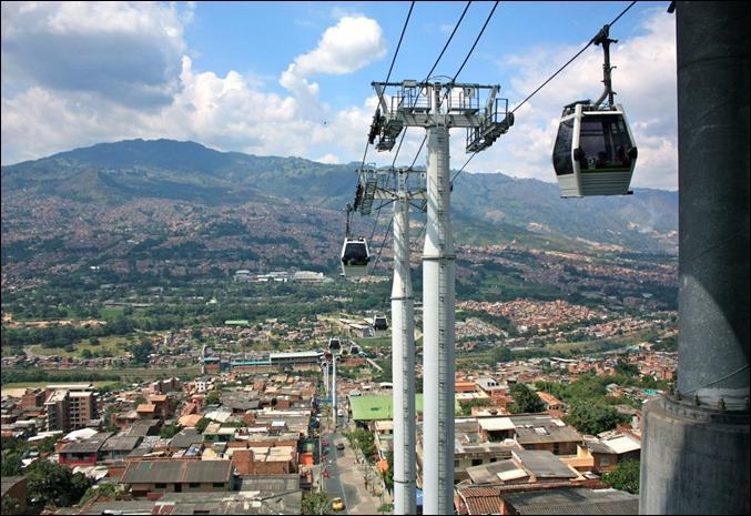 COL Medellin-Metrocable
