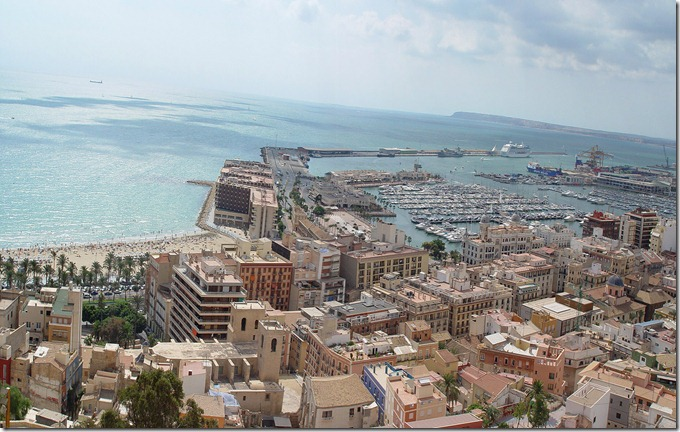 ESPAlicante_Spain_The_City_and_the_sea