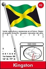 JAMAICA 92