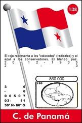 PANAMA 138