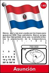 PARAGUAY 140
