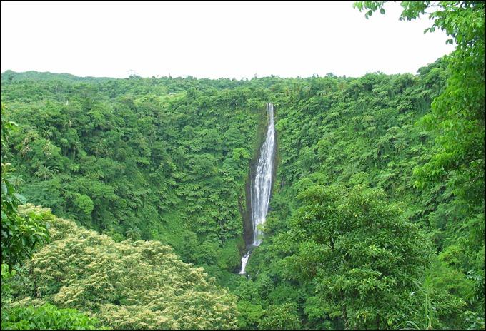SAM Papapapaitai Falls