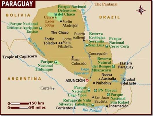 paraguaymA