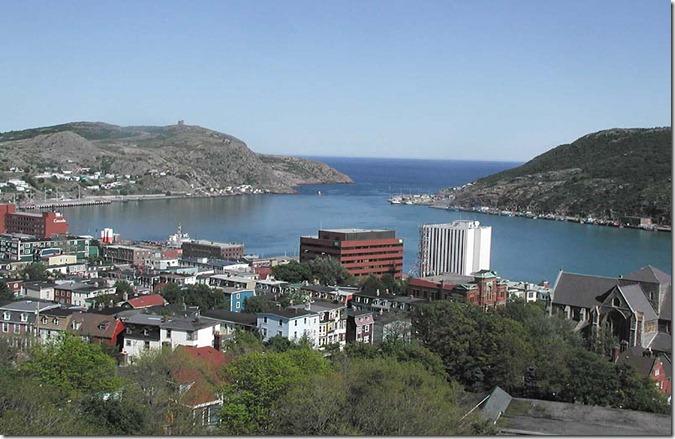 CAN St. John's, Newfoundland