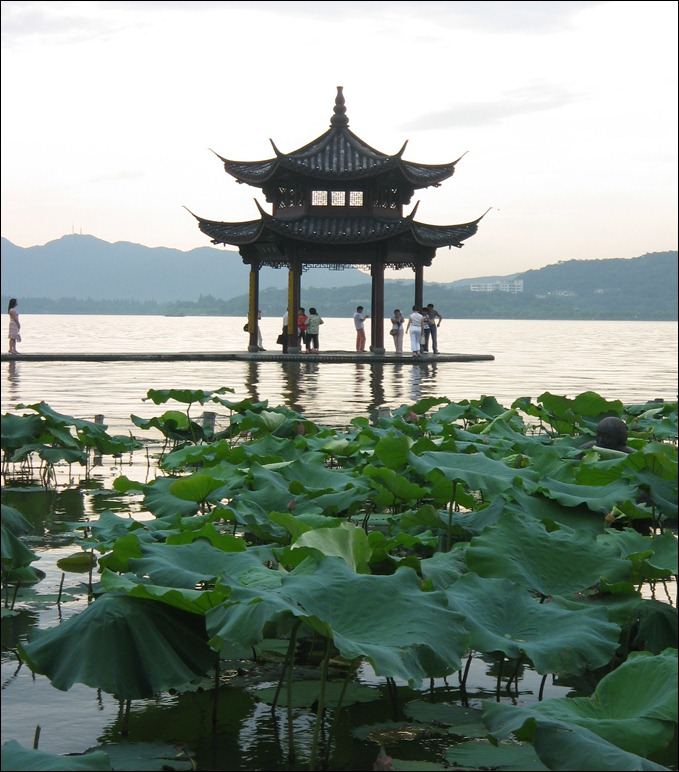 CHIN HUANGZHOUwest_lake_1