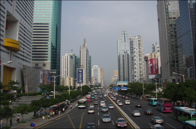 CHINShenzhen-Chinas-economic-test-city