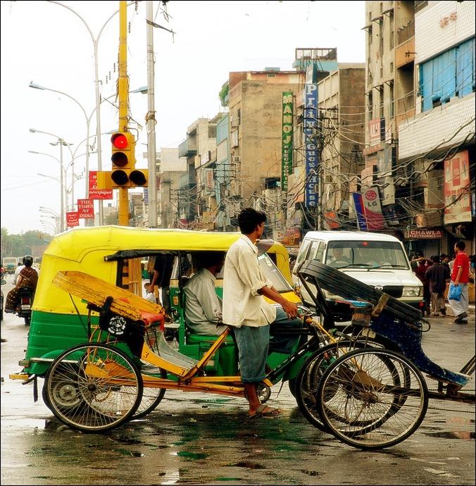 INDNew_Delhi_Street