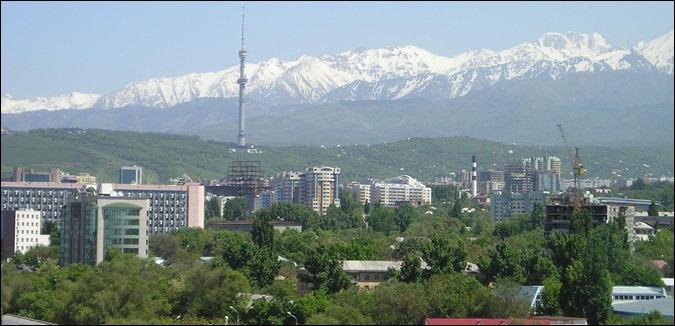 Kazakhstan-Almaty_