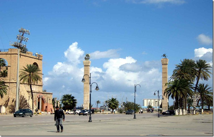 LibiaPaginaTripoliVerde