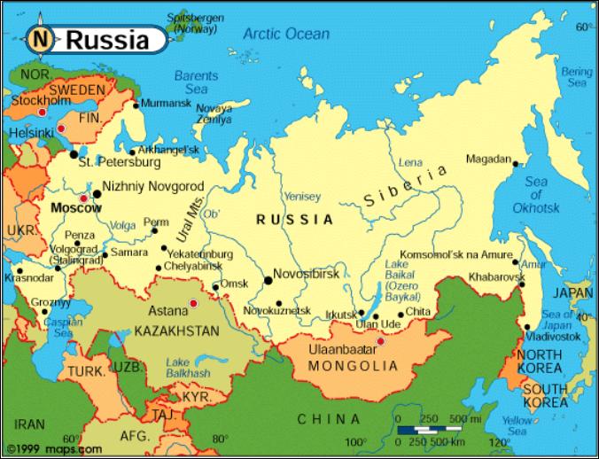 RU MAP