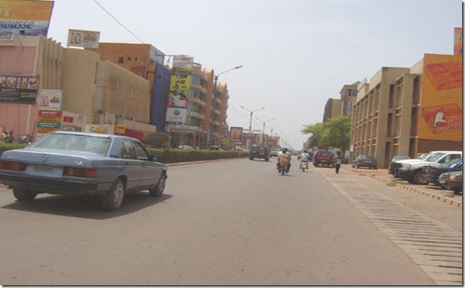 BURouagadougou
