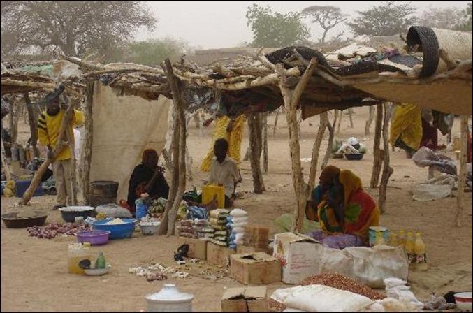 CHAD Market_in_Iriba_eastern