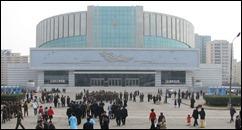 COR East Pyongyang grand theatre