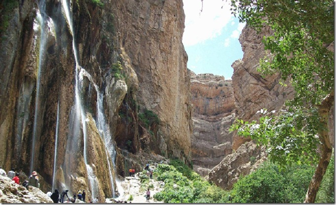 IRANwaterfalls