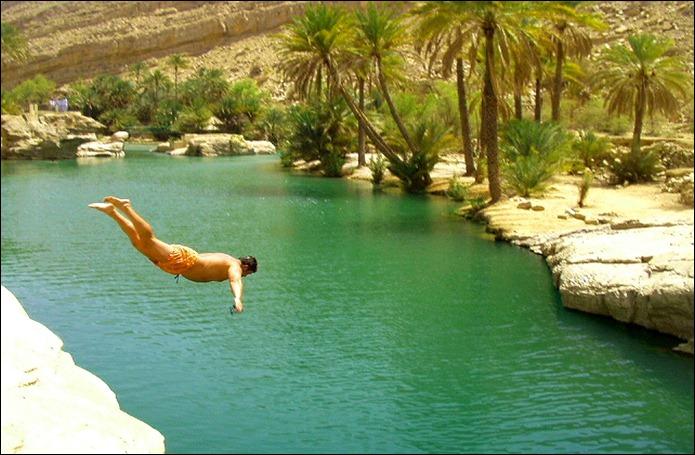 OM Wadi bani Khalid