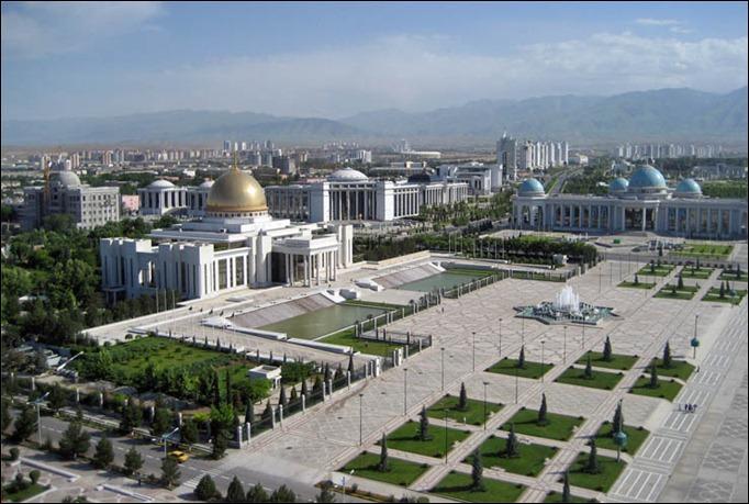 TURKAshgabatOverview