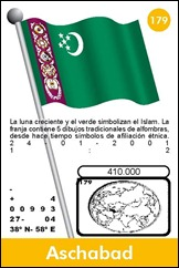 TURKMENISTÁN 179