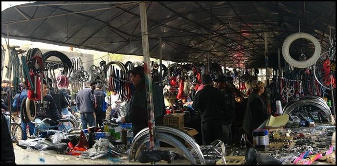 UZBEDanilagar Bazaar, Samarkand