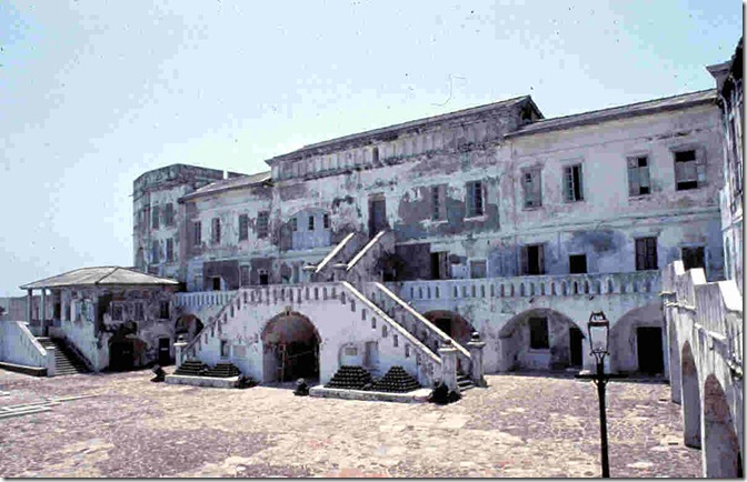 GHA Cape Coast Castle,