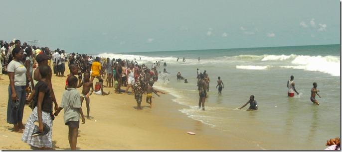 N BEACH