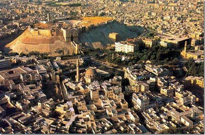 SI Aleppo_Citadel1