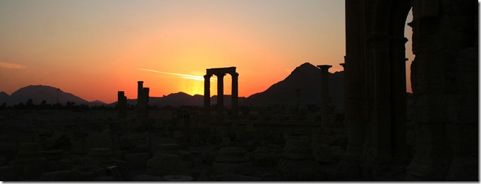 SI Palmyra_Sunset