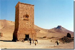 SI Palmyra_tower-tomb