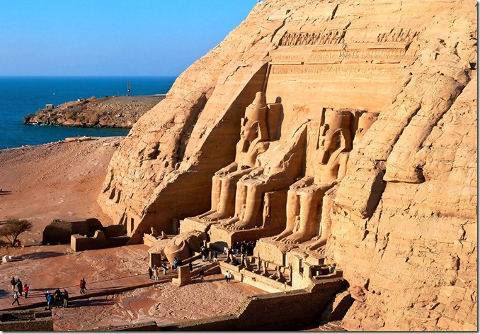 EG Abu_Simbel_Near_Aswan_Egypt