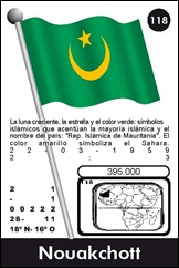MAURITANIA 118