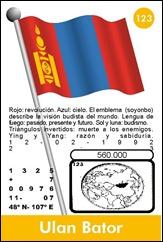 MONGOLIA 123