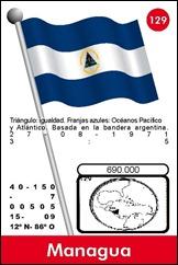 NICARAGUA 129