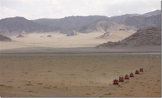 mongolia land_rover_g4_challenge_recce_