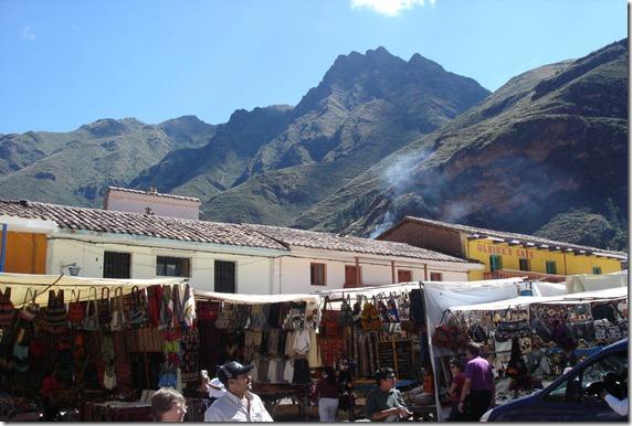Pisac-mercado