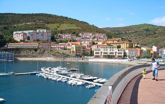 Cerbere-harbor