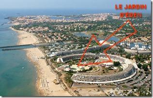 Le Cap d'Agde -