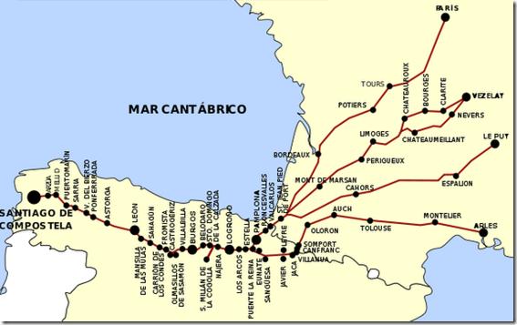 ruta_del_camino_de_santiago