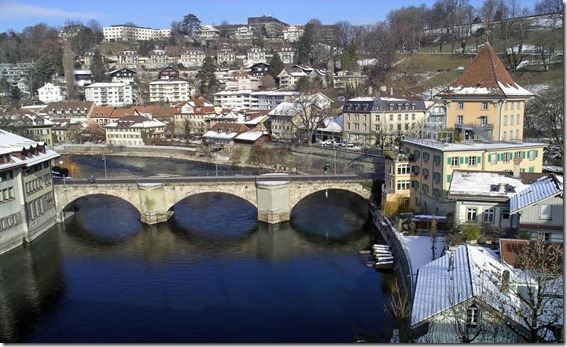 Bern,-The-Nydegg-Bridge