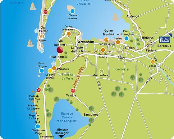 PYLA MAP