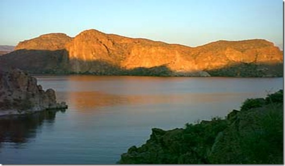 canyon lake--
