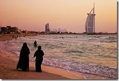 Jumeirah beach, Dubai.
