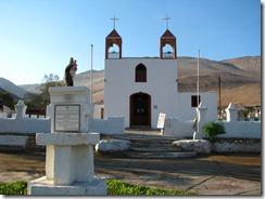 Iglesia San Jeronimo-Poconchile