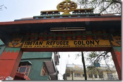 Tibetan Colony- Majnu Ka Tilla- New Delhi
