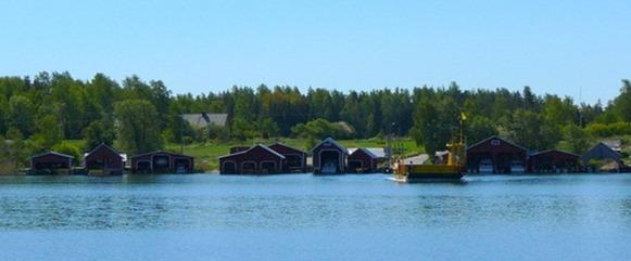 ferry mossala björkö (houtskari)