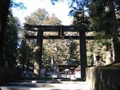 entrada templo Toshogu