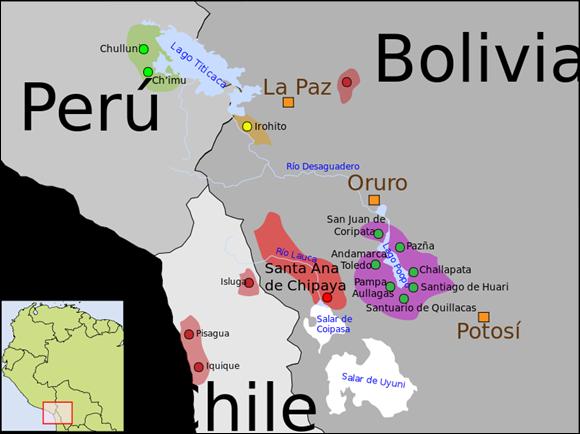 Chipaya_-_mapa_etnia
